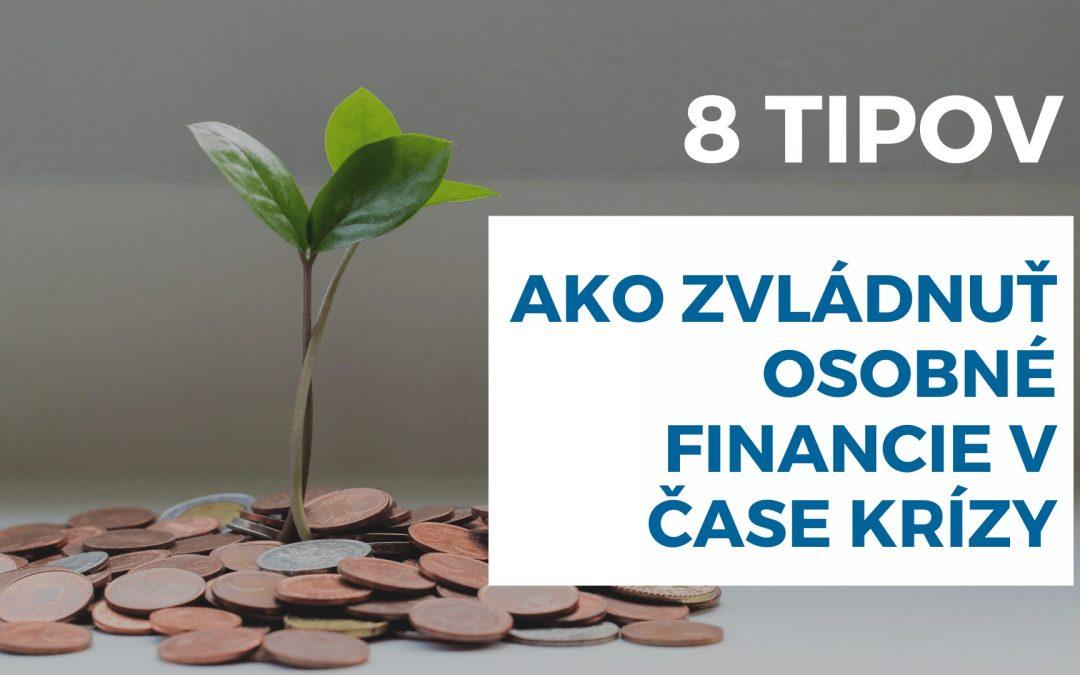 Ako zvládnuť osobné financie (nielen) v čase krízy COVID-19